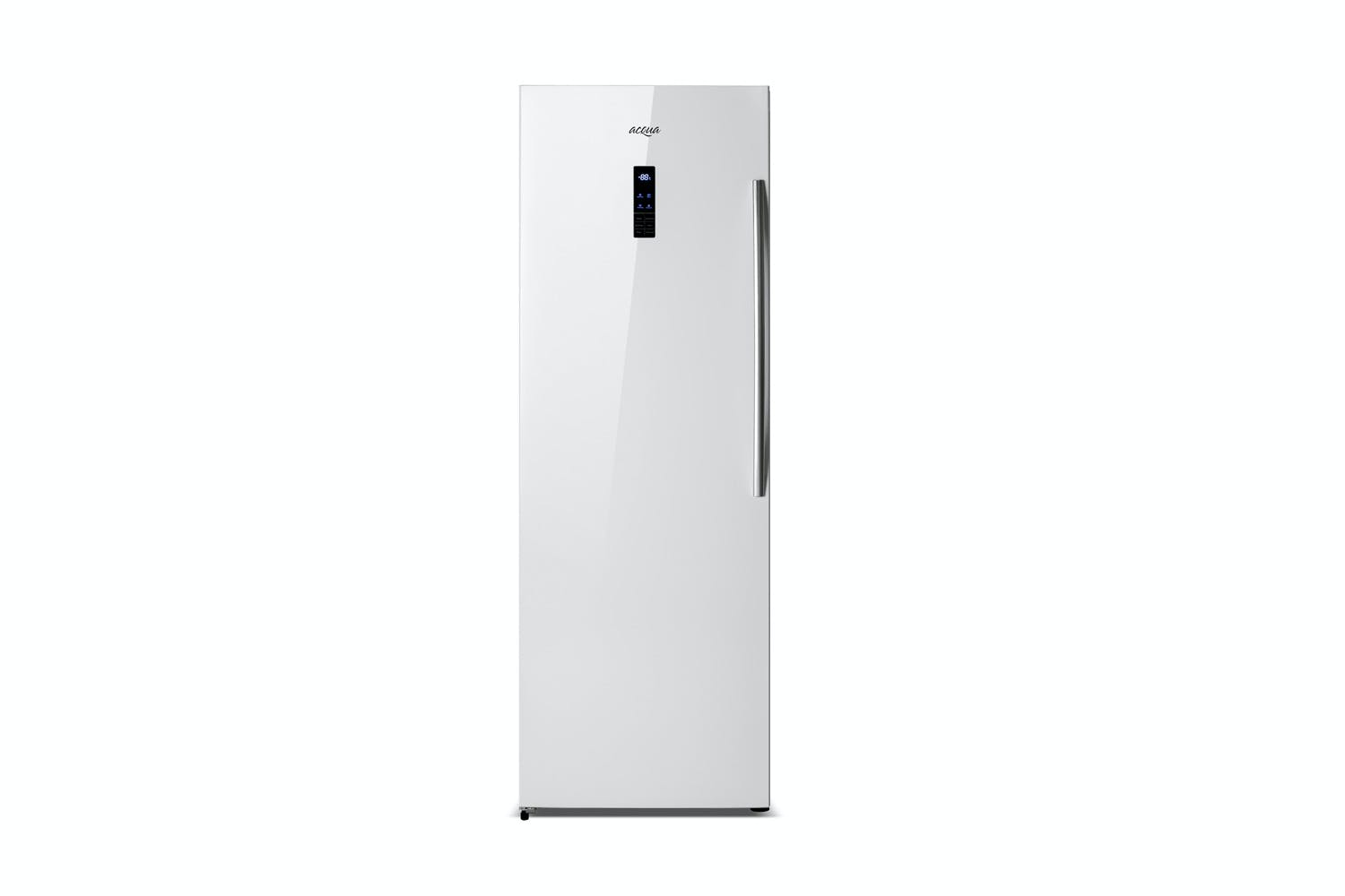 Vertical Freezers For Sale Acqua 280l Single Door Vertical Freezer White Harvey Norman