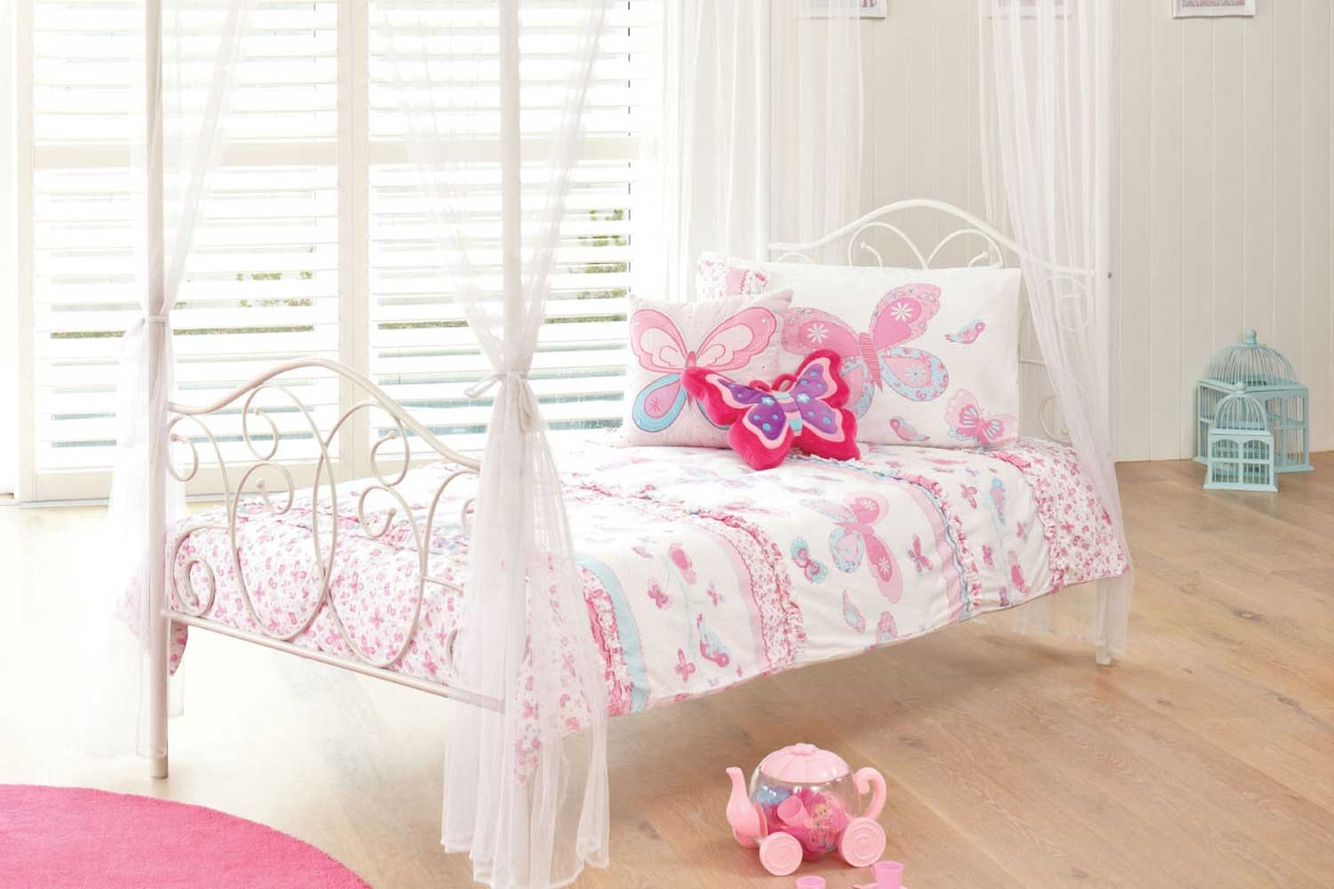 Ballet Single Bed