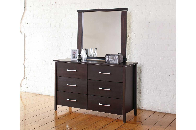 Chicago 6 Drawer Dresser