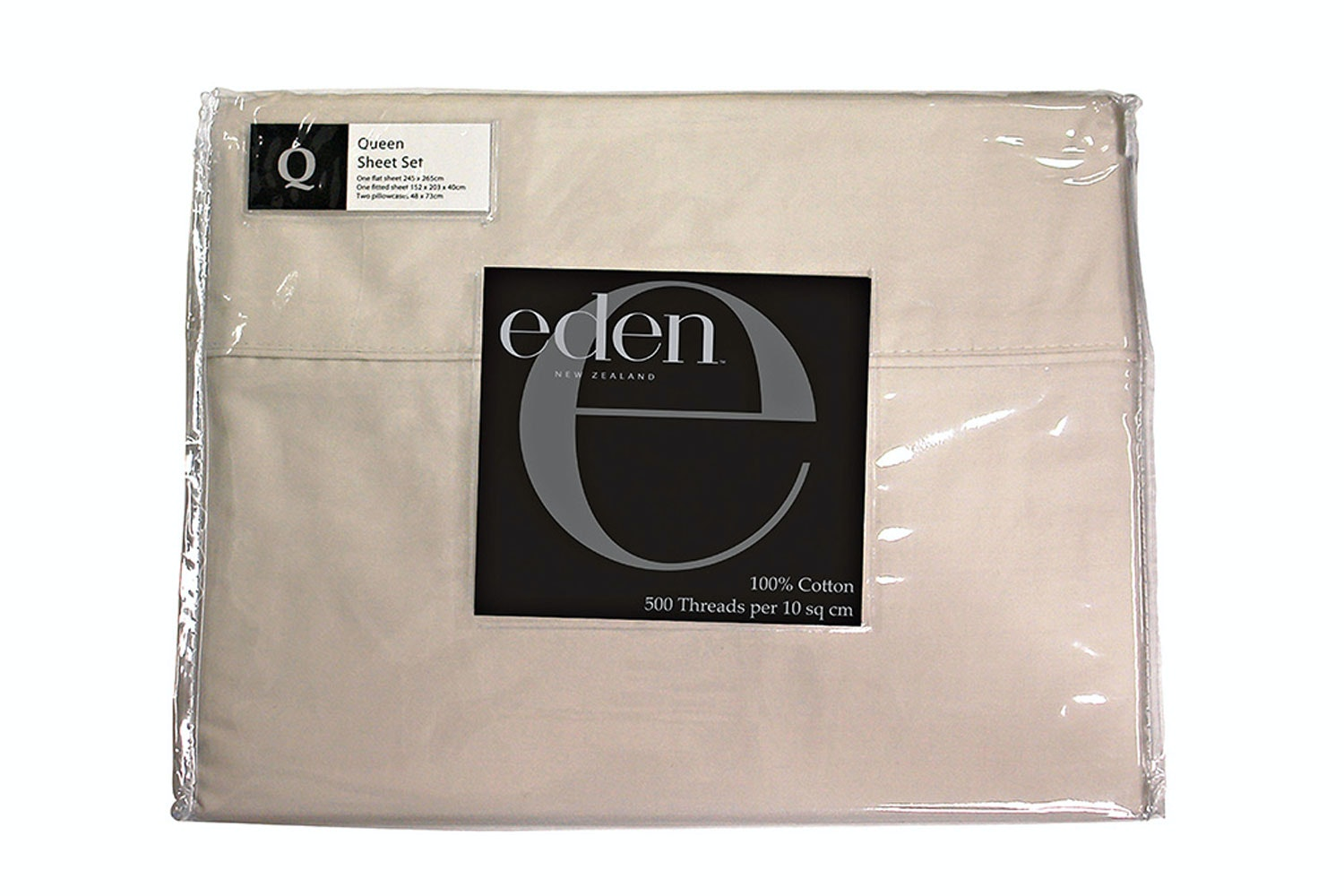 Eden 500TC Sheets
