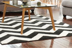 Bottecelli Chevron Rug by Rugtraders