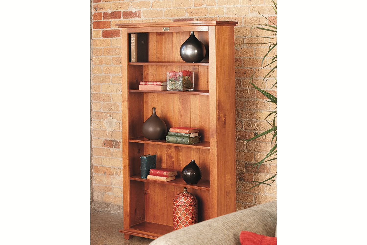 Marvelous photograph of Ferngrove Bookcase 1800 x 900mm Coastwood Furniture Harvey  with #9E882D color and 1500x1000 pixels