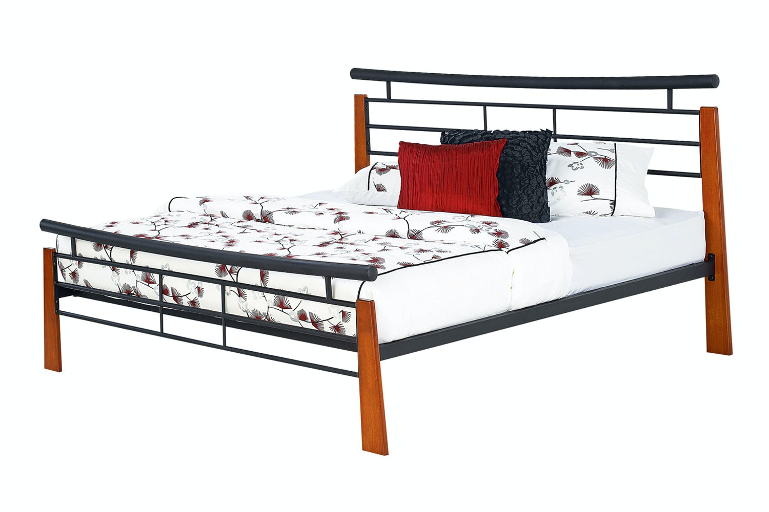 Kingsway Bed Frame by Nero Furniture