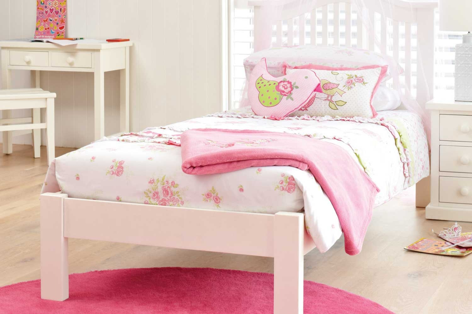 Gorgeous Pink Duvet Cover Set