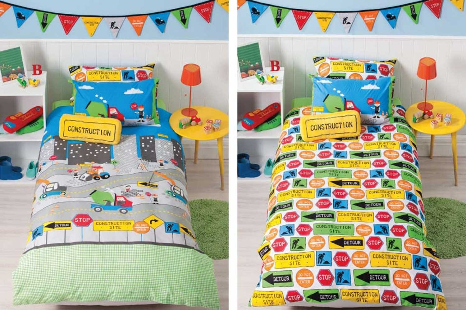 Boy's Duvet Pretty Owl