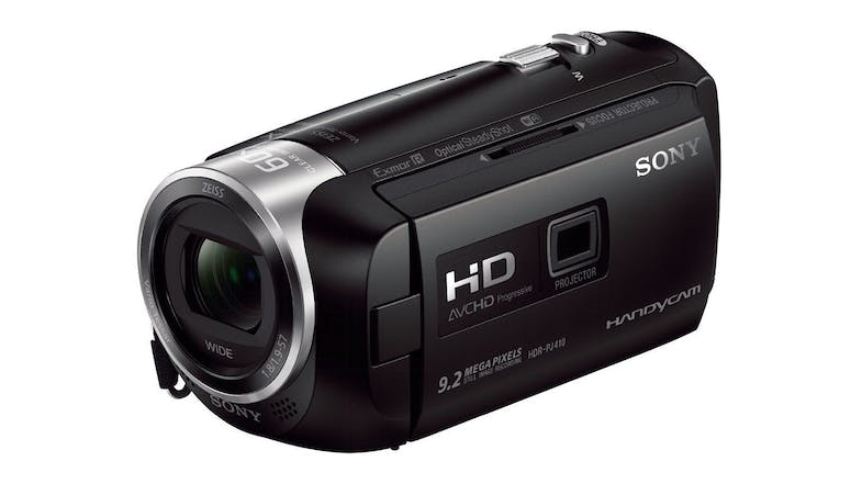 Sony HDRPJ410 Full HD Handycam Camcorder with Built-in Projector