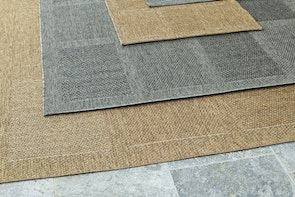 Outdoor Rugs Check  Extra Large By Rug Traders