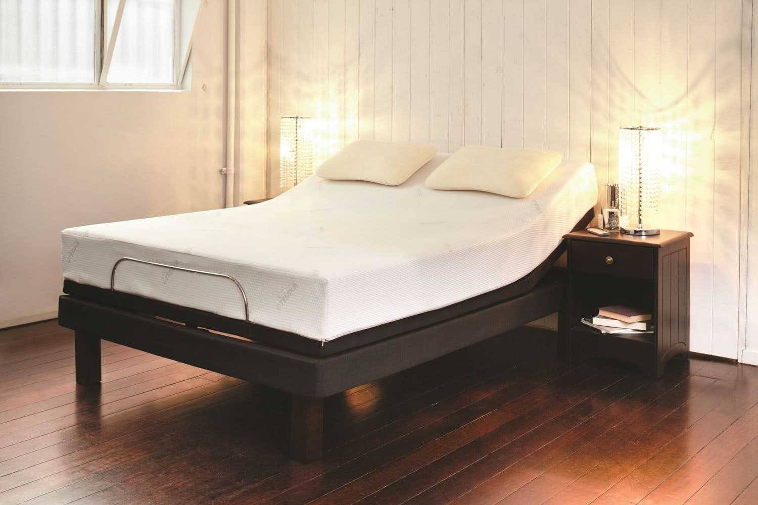 Platinum Adjustable Bed Base and Mattress