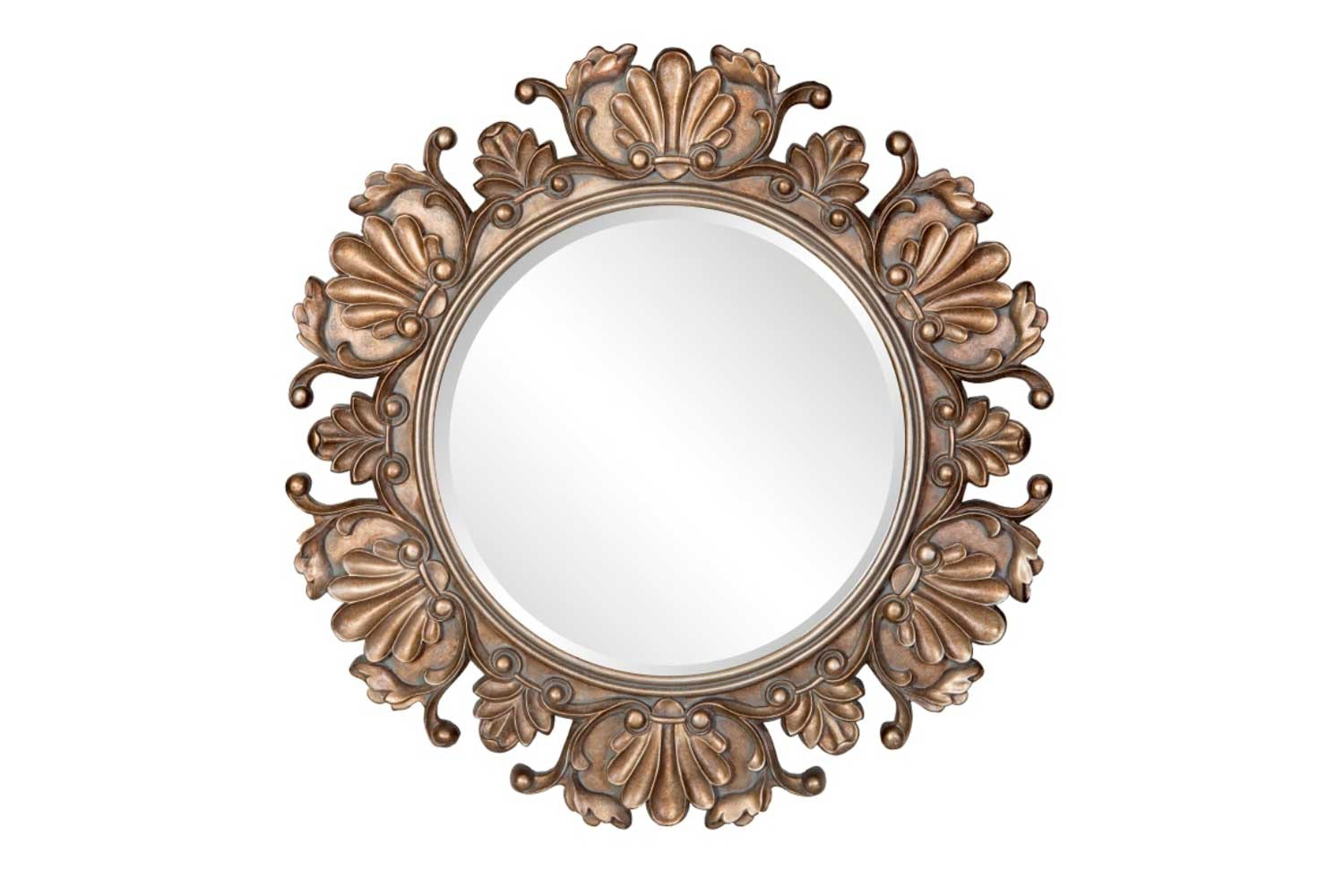 Sierra Decorative Mirror - Round - Neko