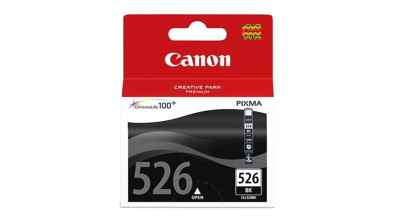 Canon CLI526BK Ink Cartridge - Black