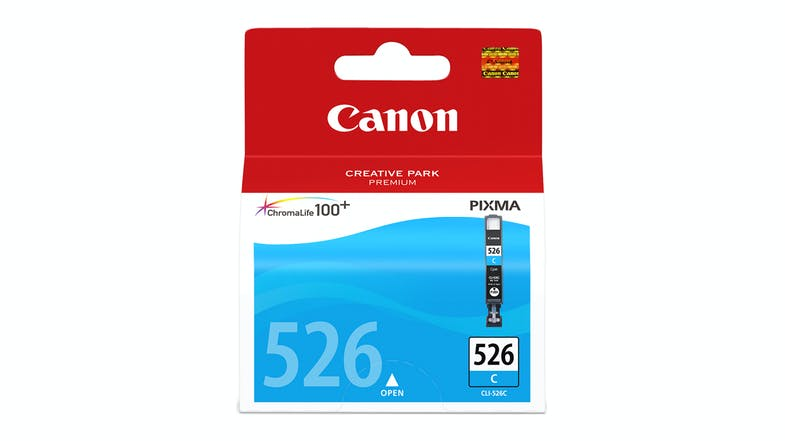 Canon CLI526C Ink Cartridge - Cyan