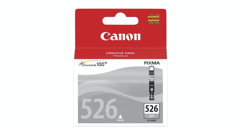 Canon CLI526GY Ink Cartridge - Grey