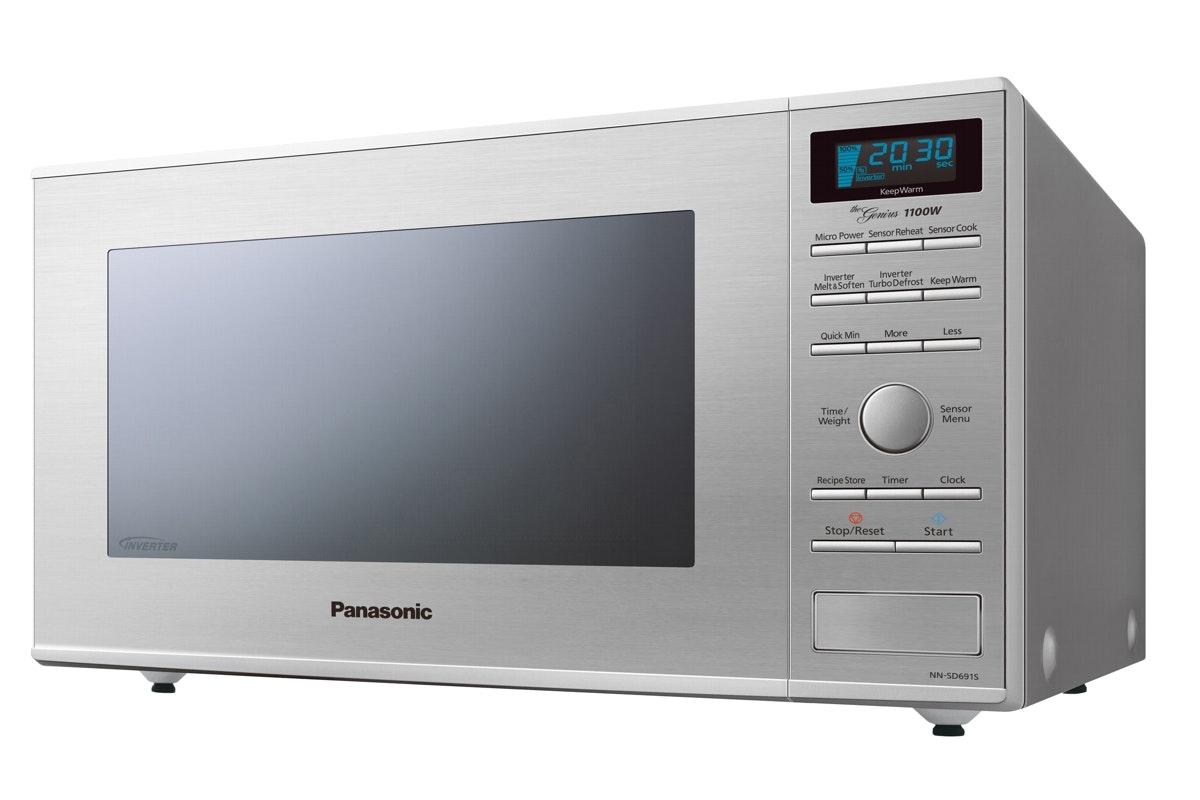 Panasonic Inverter Microwave Panasonic Nnh264wf Inverter