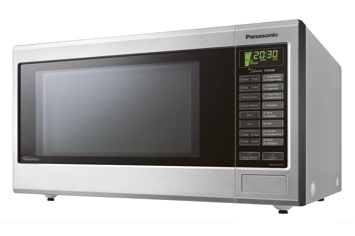 Panasonic Kitchen Appliances Panasonic Genius Microwave Oven Harvey Norman New Zealand