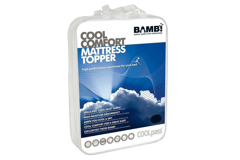 Coolpass Mattress Protector by Bambi