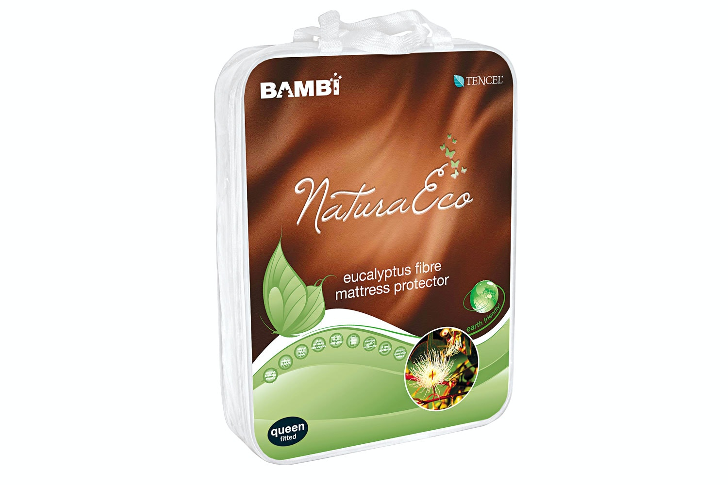 Bambi Tencel Mattress Protector