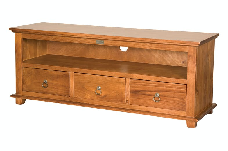 Ferngrove 3 Drawer Entertainment Unit by Coastwood