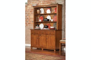 Ferngrove 3 Drawer Open Top Hutch by Coastwood Furniture