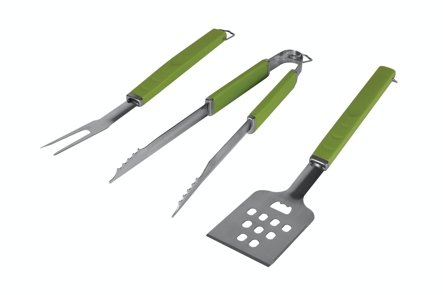 3 Piece BBQ Tool Set by Gasmate