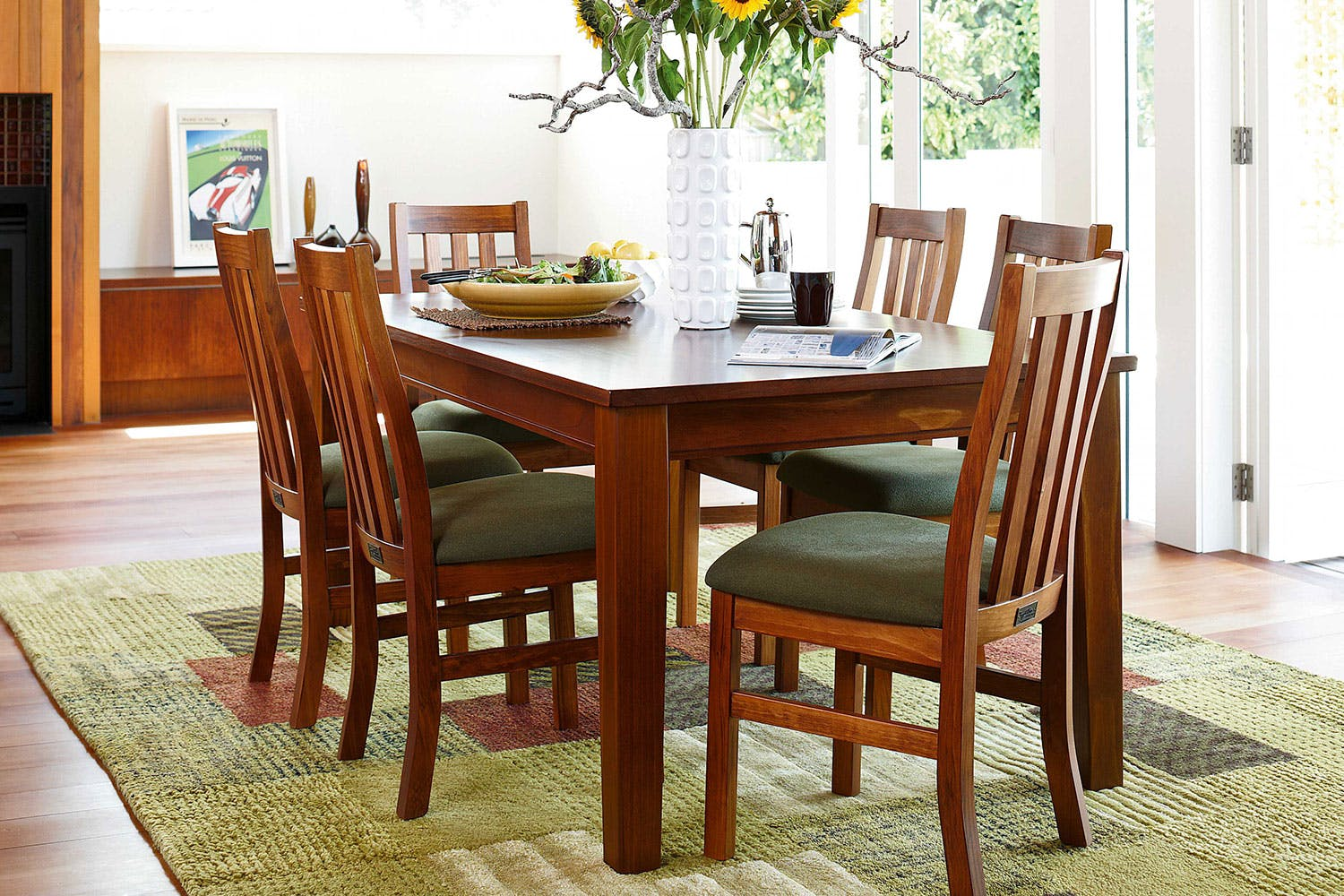 Ferngrove 7 Pce Dining Chair