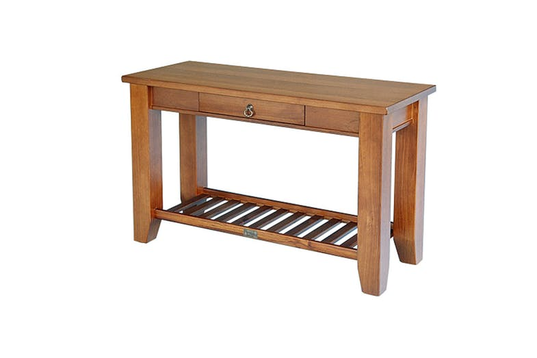 Ferngrove Hall Table with Rack and Drawer by Coastwood