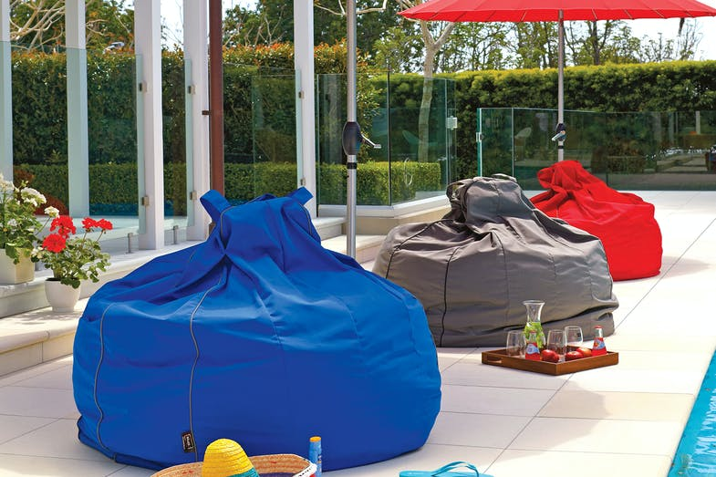 Studio Jumbo Bean Bag by Dunlop Living