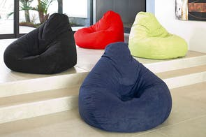 Tamara Bean Bag by Dunlop Living