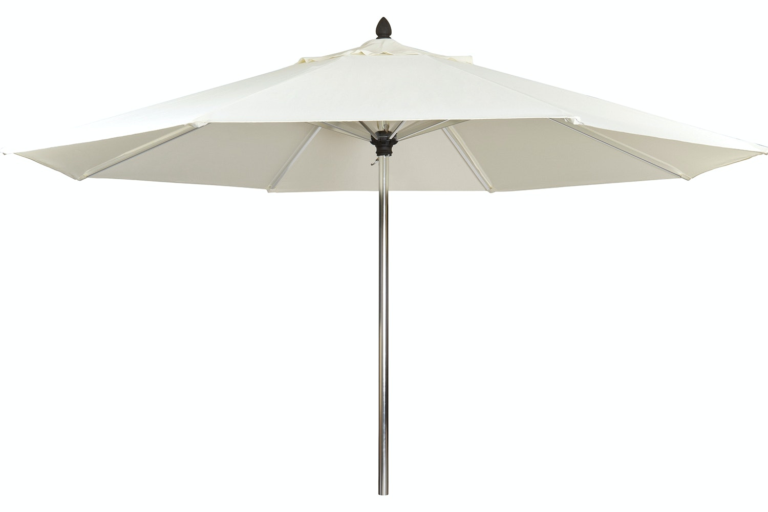 Triton 2.7m Natural Outdoor Umbrella by Peros