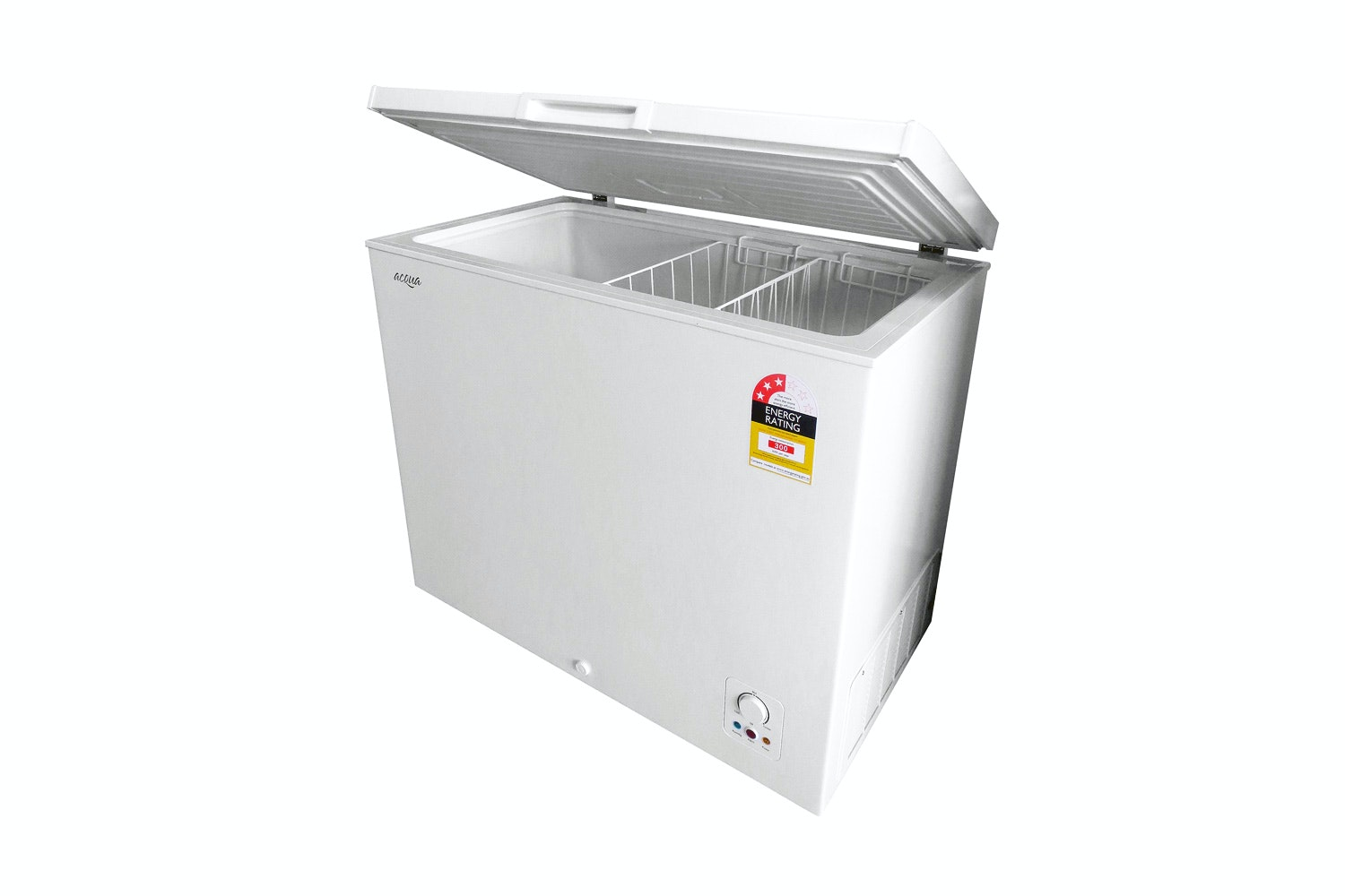 acqua 205l chest freezer