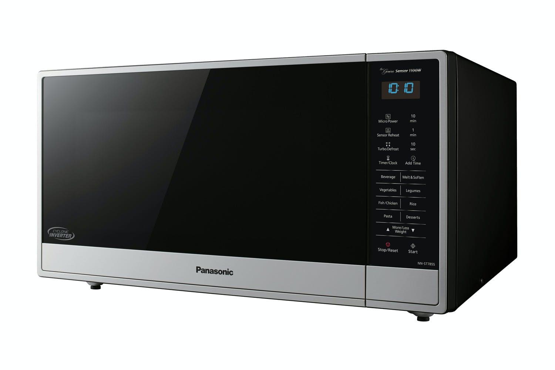 Panasonic 44l Inverter Genius Microwave Oven Harvey