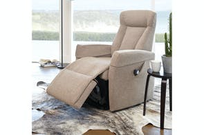 Prince Fabric Multi Function Recliner Chair - Standard by  IMG