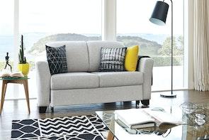 Cuba Fabric Double Sofa Bed By Evan John Philp