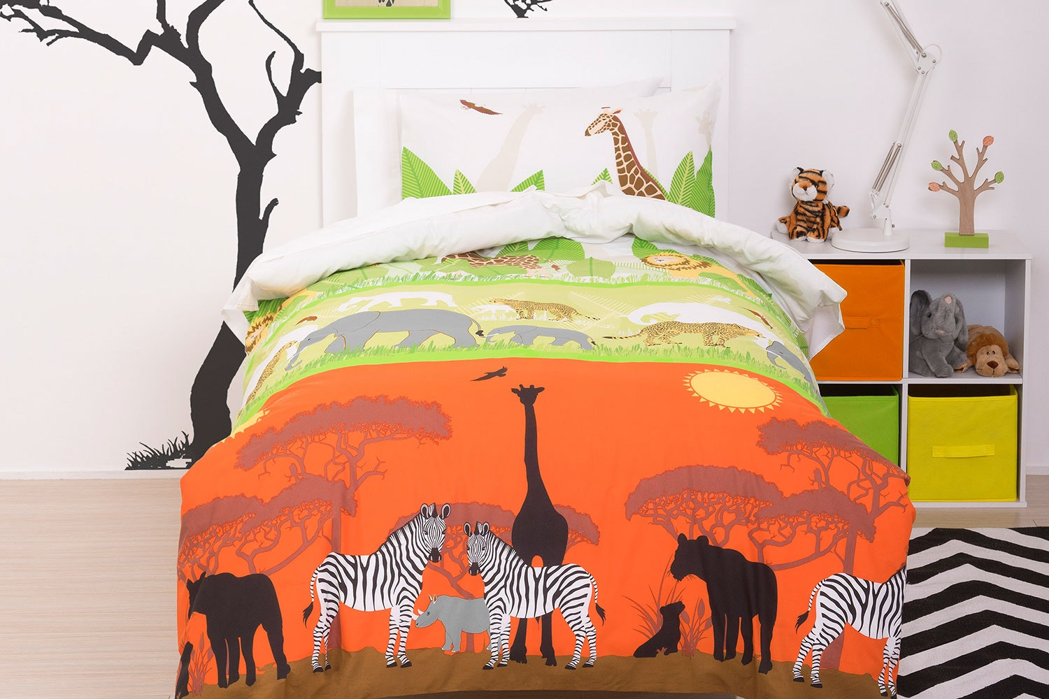 Savannah Duvet Cover