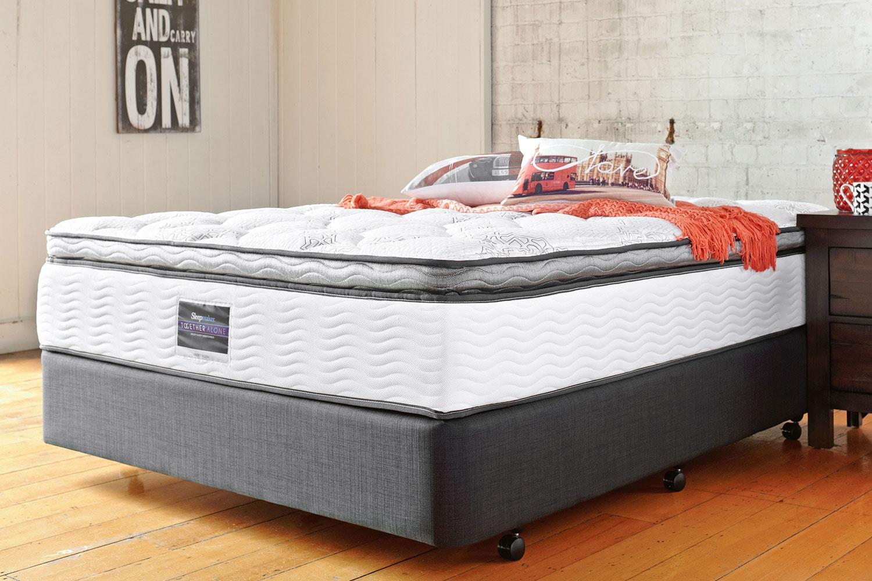 Liberty Plush Bed by Sleepmaker