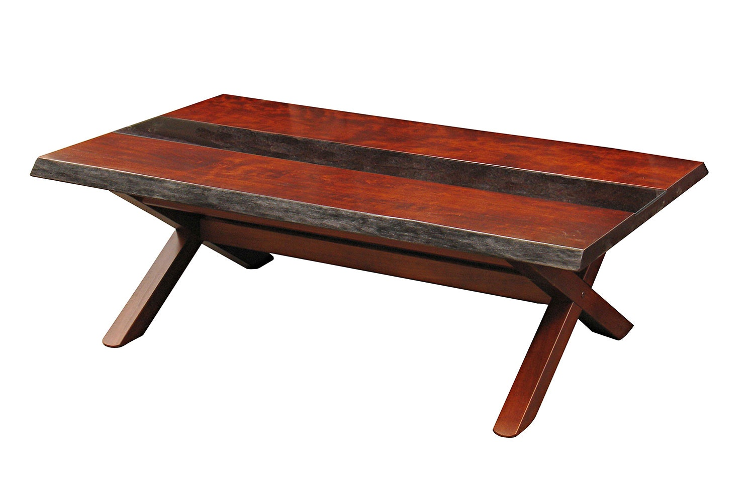 Stunning Wooden Coffee Table