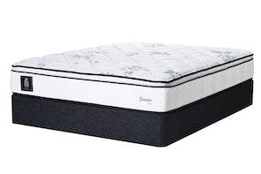 Plush Long Single Bed