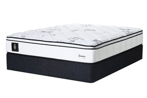 Plush Super King Bed