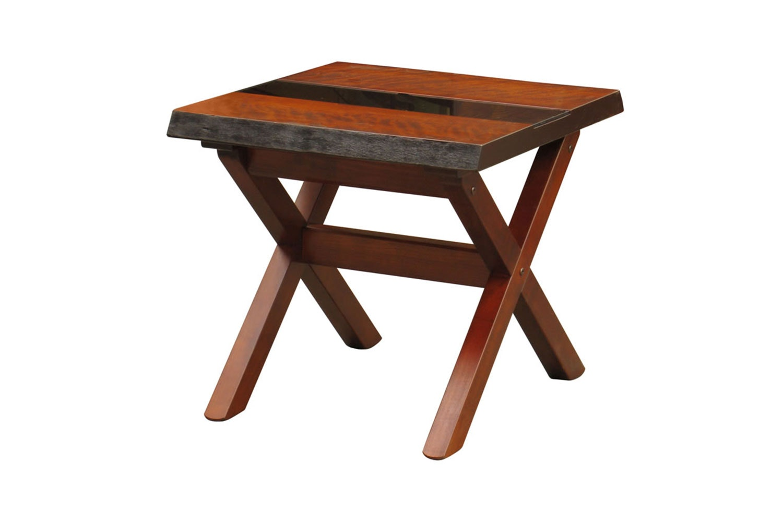 Stunning Wood Lamp Table