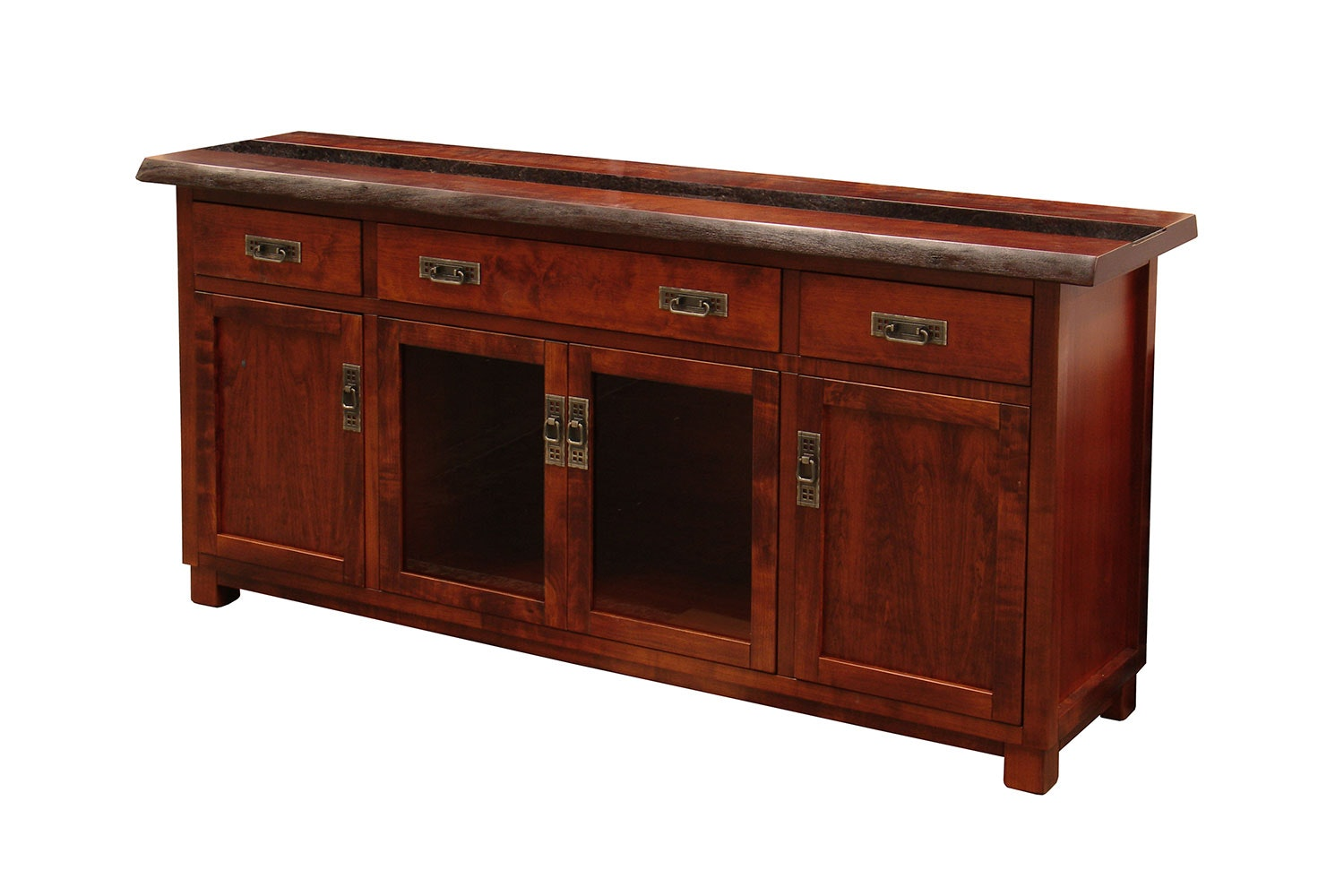 Stunning Wood Sideboard