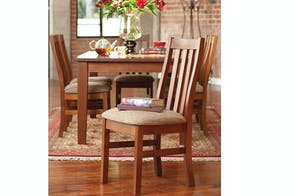 Ferngrove Padded Dining Chair by Coastwood Furniture