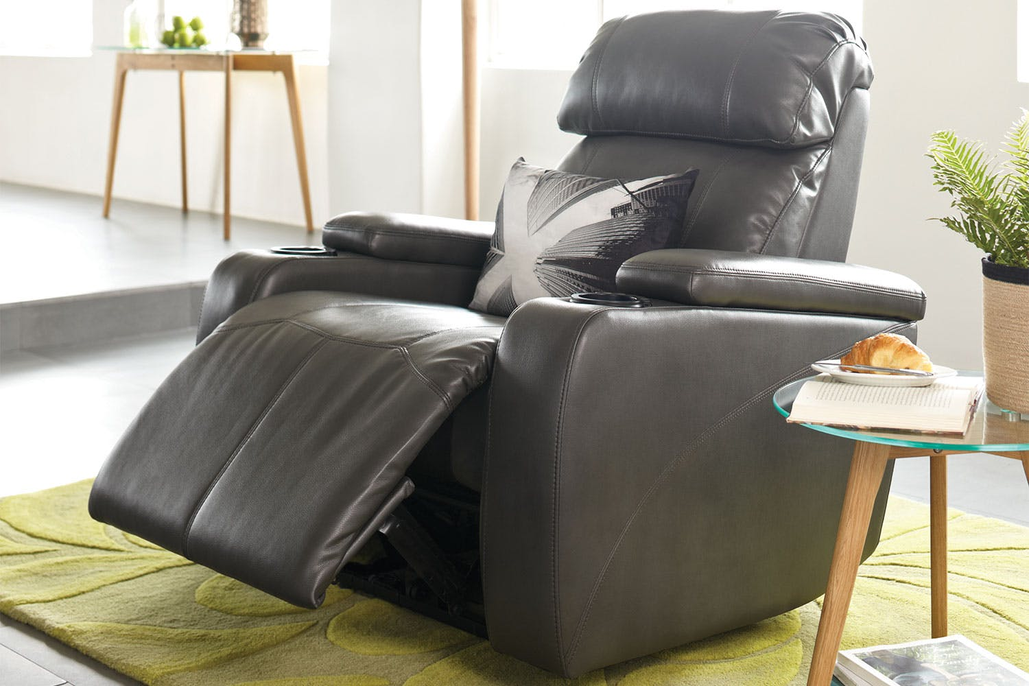 Magnificent Ergo Electric Recliner Chair By Synargy Cjindustries Chair Design For Home Cjindustriesco