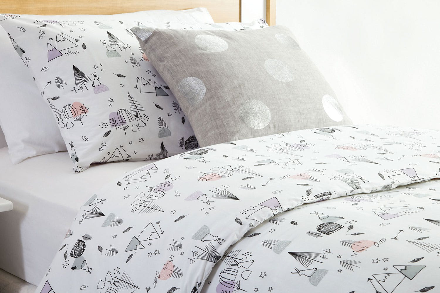 Hopkins Duvet Cover Set By Creative Colours Harvey