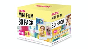 Instax Mini Film Limited Edition 80 Pack