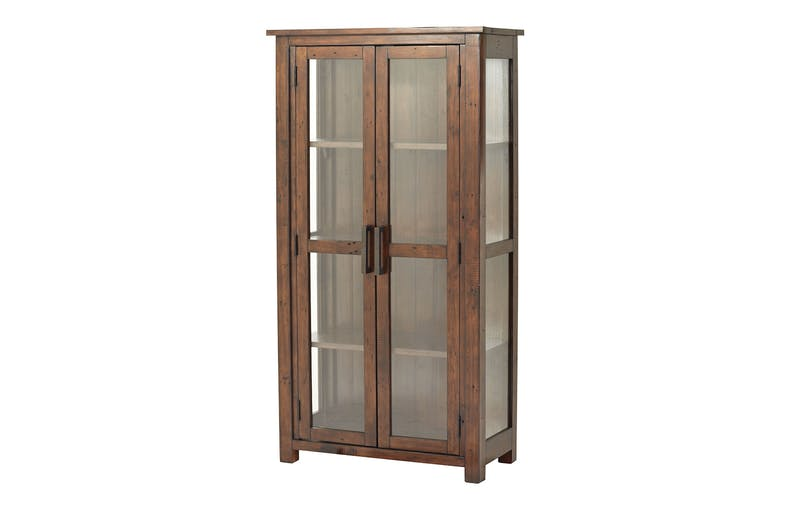 Farmhouse Display Cabinet by John Young Furniture