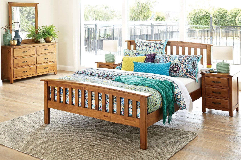 Monterey Bedroom Furniture By Debonaire | Harvey Norman New Zealand