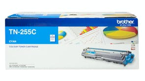 Brother TN255C Toner Cartridge - Cyan