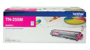 Brother TN255M Toner Cartridge - Magenta