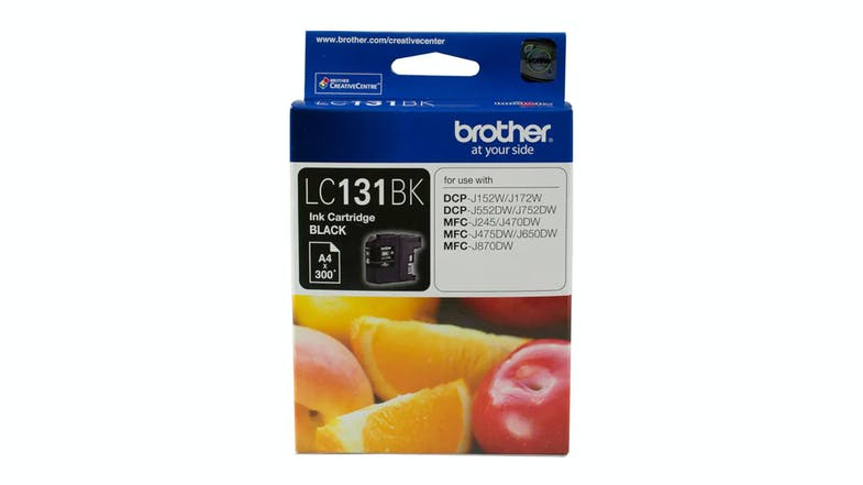 Brother LC131BK Ink Cartridge - Black