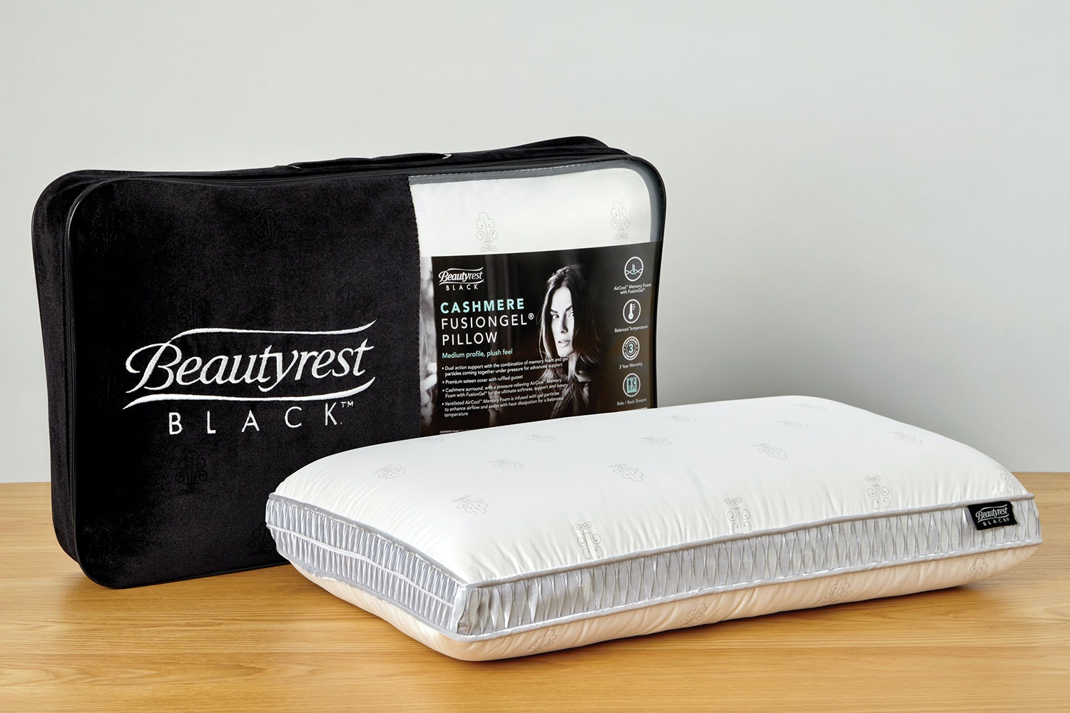 Beautyrest Black Pillow
