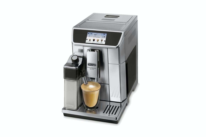 delonghi prima donna elite automatic espresso machine. Black Bedroom Furniture Sets. Home Design Ideas